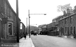 Manchester Road c.1950, Haslingden