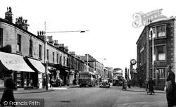 Town Centre c.1955, Haslingden