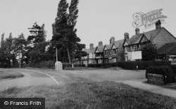Haslington, Crewe Green c.1960