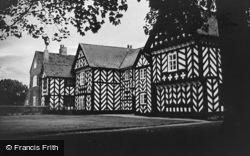 Haslington Hall c.1930, Haslington