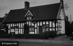 Haslington, The Olde Cottage c.1955