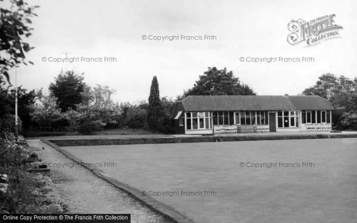 Photo of Hassocks, Adastra Bowling Green c.1955