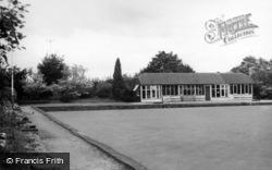 Hassocks, Adastra Bowling Green c.1955