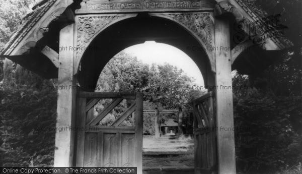 Photo of Hassocks, Adastra Gardens c.1965