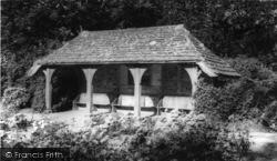 Hassocks, Adastra Gardens c.1965