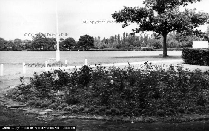 Photo of Hassocks, Adastra Park c.1955