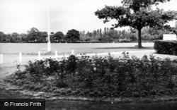 Hassocks, Adastra Park c.1955