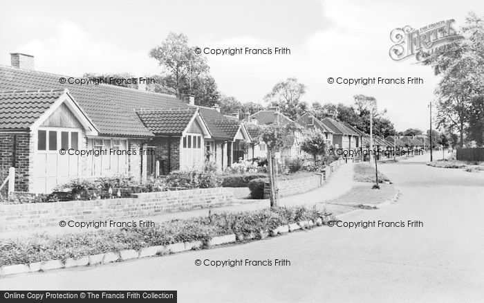 Photo of Hassocks, Dale Avenue c.1955