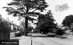 Hassocks, Grand Avenue c.1955