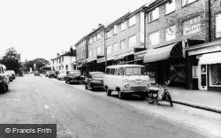 Hassocks, Keymer Road c.1960