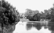 Hastings, Alexandra Park 1890
