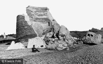 Hastings, Martello Tower c1880