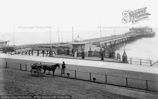 Hastings, the Pier 1890