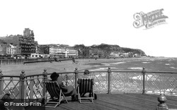 View From The Pier c.1955, Hastings
