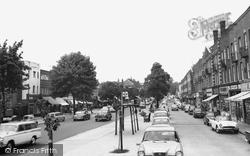 Hatch End, Broadway 1964