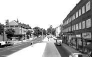Hatch End, the Broadway c1960
