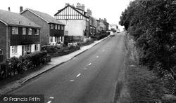 Hatchmere, Blakemere Lane c.1965