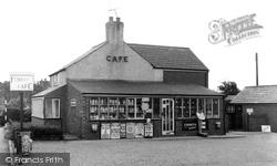 Hatchmere, Forest Café c.1965