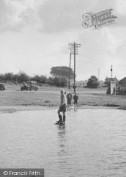 Hatchmere, Lake c.1955