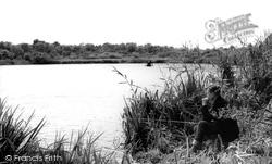 Hatchmere, Lake Delamere c.1960