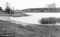Hatchmere, The Lake c.1960