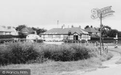Hatchmere, The Tudor, Hatchmere Corner c.1960