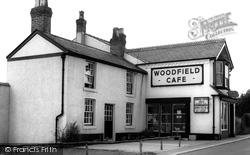 Hatchmere, Woodfield Cafe, Blakemere Lane c.1960