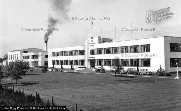 Photo of Hatfield, De Havillands Factory 1951, ref. H254007