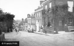 Hatfield, Fore Street c.1950