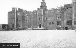 Hatfield, Hatfield House c.1950