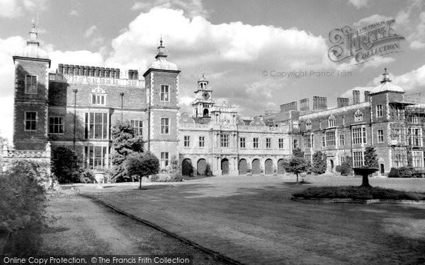 Photo of Hatfield, Hatfield House c1965, ref. H254062