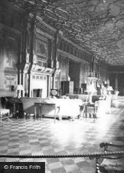 Hatfield, Hatfield House Interior c.1950