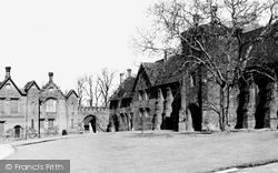 Hatfield, Hatfield House, Old Palace c.1960