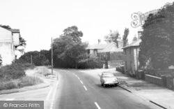 Hatfield Heath, Mill Lane And Waggon And Horses c.1965