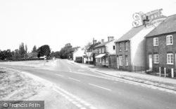 Hatfield Heath, Mill Lane c.1965