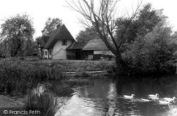Hatfield Heath, The Clipped Hedge Tea Rooms c.1960