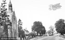 Hatfield Heath, The Congreational Church c.1965