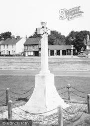 Hatfield Heath, The Memorial c.1965