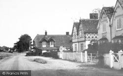 Hatfield Heath, The Old Cottages c.1965