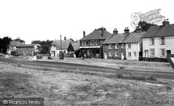 Hatfield Heath, The Post Office c.1965