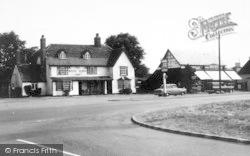 Hatfield Heath, The White Horse Inn And Buck's c.1965