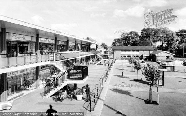 Photo of Hatfield, Market Place c1965, ref. H254053