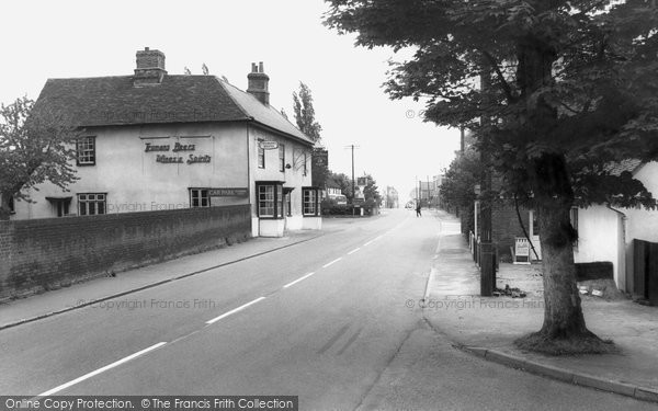 Hatfield Peverel © Copyright The Francis Frith Collection 2005. http://www.francisfrith.com