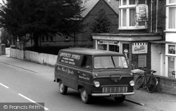 Hatfield Peverel, High Street c.1960