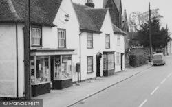 Hatfield Peverel, Post Office c.1965