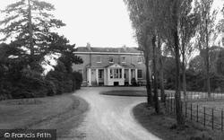 Hatfield Peverel, The Priory c.1960