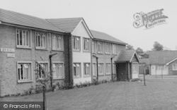 Hatfield Peverel, Wilkinson House, Church Road c.1960