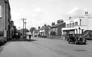 Hatfield, St Albans Road c1955
