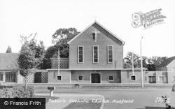 Hatfield, The Roman Catholic Church c.1965