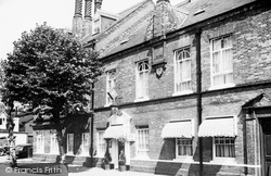 Hatfield, The Salisbury Hotel c.1955